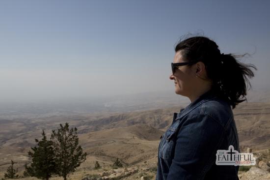 Jordan, Israel, and Palestine on my Mind